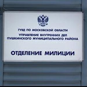 Отделения полиции Черемисиново